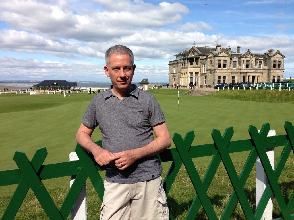 David - founder of Website Design Falkirk, based in Larbert